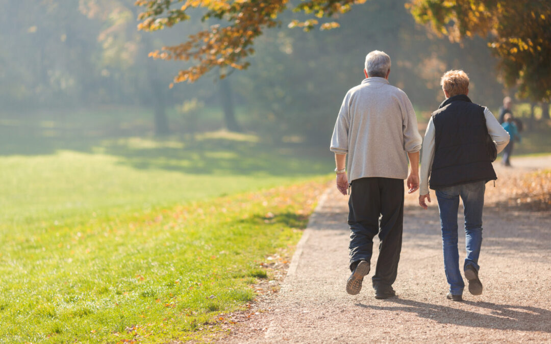 3 Reasons Walking Improves Your Health